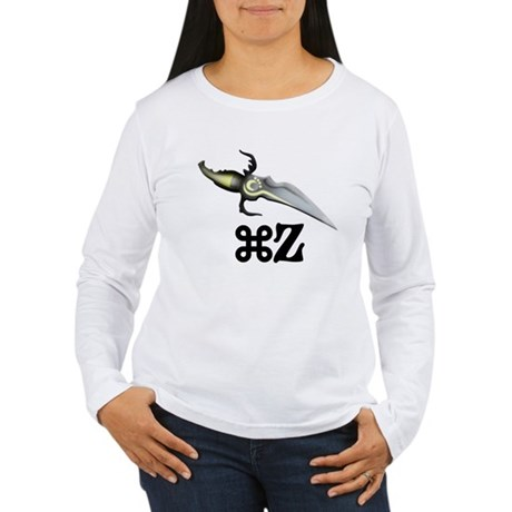 Command Z Women's Long Sleeve T-Shirt