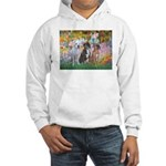 Garden / 3 Boxers Hooded Sweatshirt