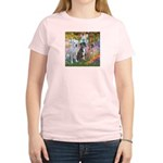 Garden / 3 Boxers Women's Light T-Shirt
