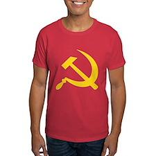 Russian Hammer  Sickle T-Shirt