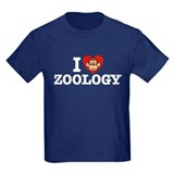 I Love Zoology T