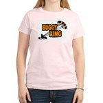 Buggy Xing Women's Pink T-Shirt