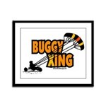 Buggy Xing Framed Panel Print