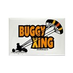 Buggy Xing Rectangle Magnet