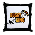 Buggy Xing Throw Pillow