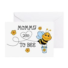 Mom To Bee 2010 Greeting Cards (Pk of 10)