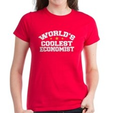 World's Coolest Economist Tee