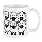 Collie in Sheep Mug