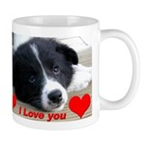 Border Collie  Tasse for Lovers