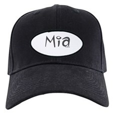 Mia Baseball Hat