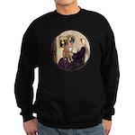 WMom - Boxer (D) Sweatshirt (dark)