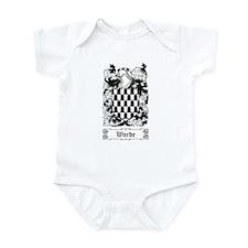 Warde Infant Bodysuit