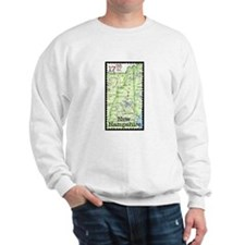 New Hampshire Stamp Sweatshirt