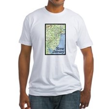 New Jersey Stamp Shirt