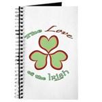 Love of the Irish Journal