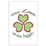 Love of the Irish Large Poster