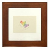 Joined with Love Framed Tile