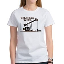Oil Field Wife Tee