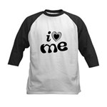 I Love Me Kids Baseball Jersey