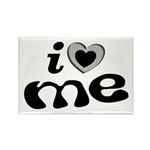 I Love Me Rectangle Magnet (100 pack)