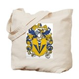 Sidney Coat of Arms Tote Bag