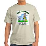 Global Warming Ash Grey T-Shirt