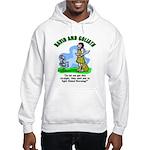 Global Warming Hooded Sweatshirt