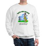 Global Warming Sweatshirt