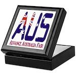 AUS Australia Keepsake Box