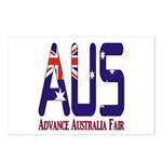 AUS Australia Postcards (Package of 8)