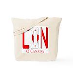 CDN Canada Tote Bag