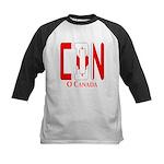 CDN Canada Kids Baseball Jersey