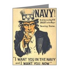 And I Want You NOW Note Cards (Pk of 10)