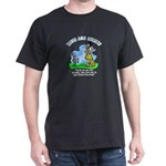 Global Warming Black T-Shirt