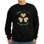 Love of the Irish Sweatshirt (dark)