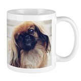 Cute Pekingese dog Mug