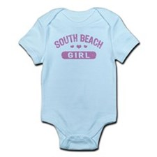 South Beach Girl Infant Bodysuit
