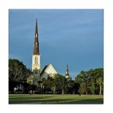 Charleston Church Tile Coaster