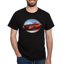 Red 70s Camaro T-Shirt