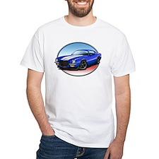 Blue 70s Camaro Shirt