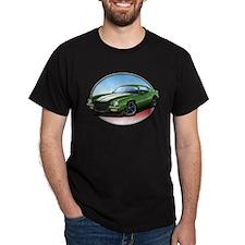 Green 70s Camaro T-Shirt