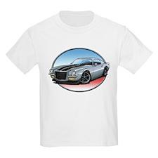 Silver 70s Camaro T-Shirt