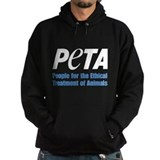 PETA Logo Hoody