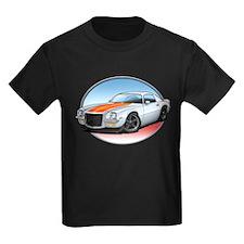White 70s Camaro T