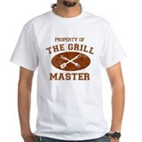 Property of Grill Master Shirt