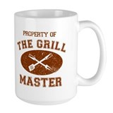 Property of Grill Master  Tasse