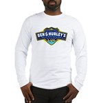 Ben & Hurley's Spring Water Long Sleeve T-Shirt