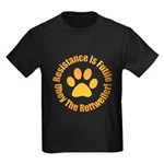 Rottweiler Kids Dark T-Shirt
