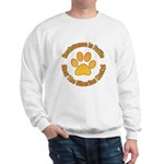 Siberian Husky Sweatshirt