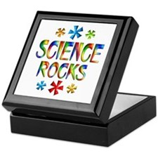 Science Keepsake Box